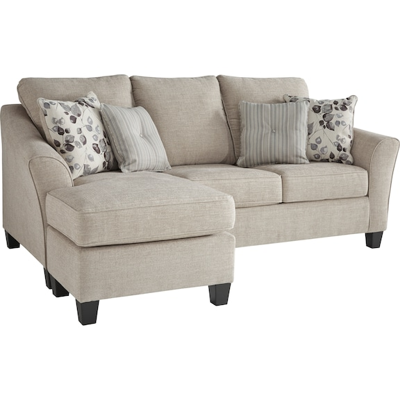 Living Room Furniture - Winslow Sofa Chaise