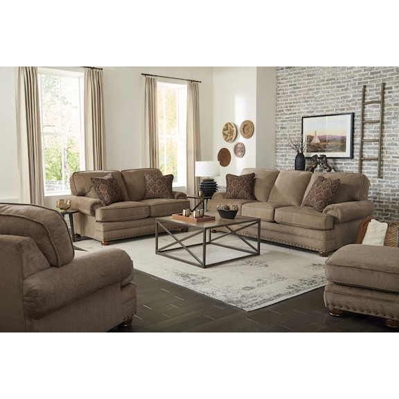 Living Room Furniture - Vincent Chair
