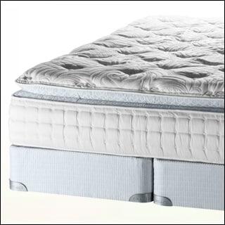 Restore Plush Pillow Top Queen Mattress